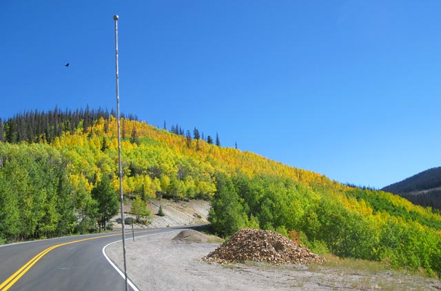 Slumgullion Pass Fall Colors