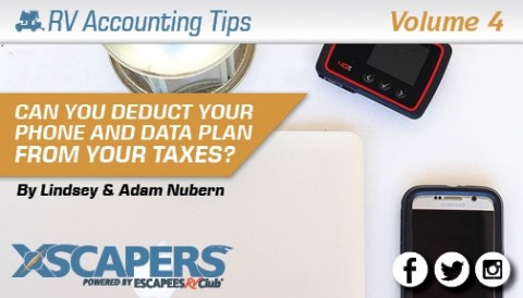 Can you Deduct Your Phone and Data Plan from Your Taxes? 1
