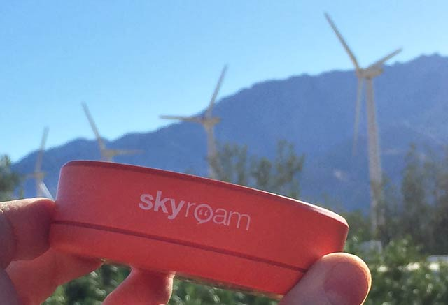 Skyroam Solis Global Wifi Hotspot
