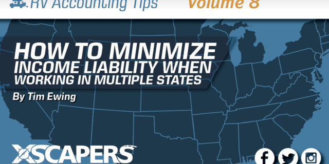 Taxes Working in Multiple States